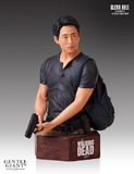 The Walking Dead Glenn Mini Bust