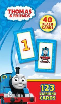 Thomas and Friends 123 Learning Cards