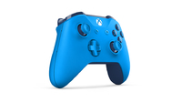 Xbox One Wireless Controller - Blue (with Bluetooth) for Xbox One image