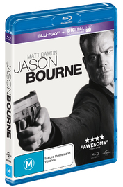 Jason Bourne on Blu-ray image