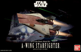 Star Wars: 1/72 A-Wing Starfighter - Model Kit