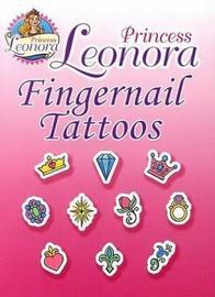 Princess Leonora Fingernail Tattoos by Eileen Rudisill Miller