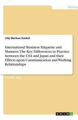 international business etiquette and manners the key