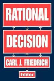 Rational Decision image