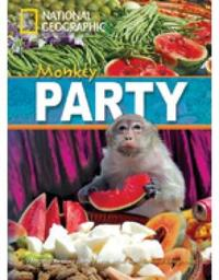 Monkey Party by Rob Waring image