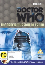 Doctor Who: The Dalek Invasion of Earth on DVD