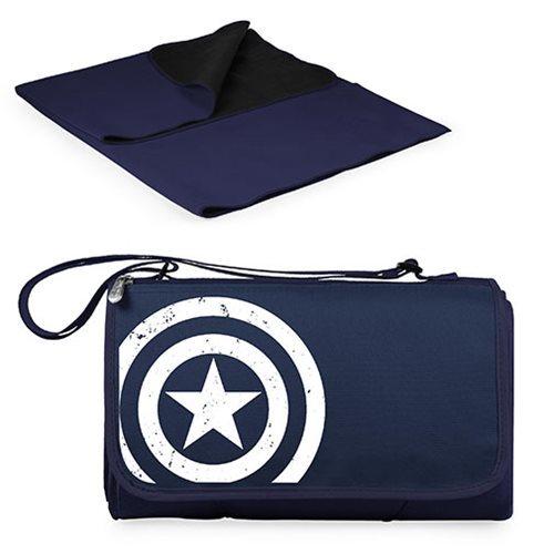 Captain America: Picnic Blanket