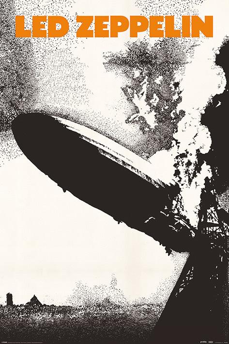 Led Zeppelin I Maxi Poster (976)