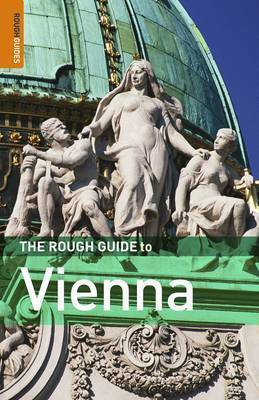 The Rough Guide to Vienna by Rob Humphreys image