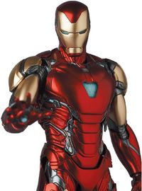 Avengers: Iron Man Mark LXXXV - Mafex Action Figure