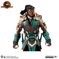 "Mortal Kombat: Sub-Zero (Bloody Frozen Over Skin) - 7"" Action Figure"