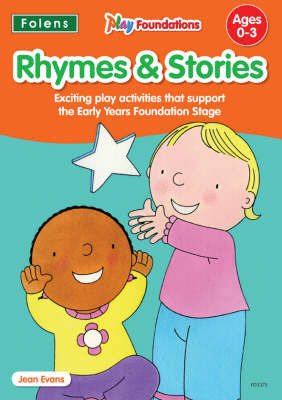 Rhymes and Stories by Beverly Michael image