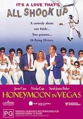 Honeymoon In Vegas on DVD