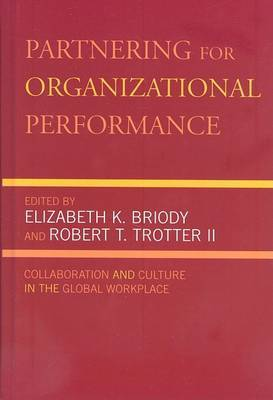 Partnering for Organizational Performance image