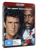 Lethal Weapon 2 on HD DVD