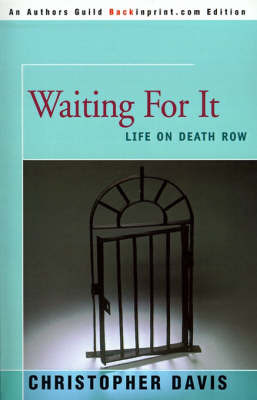 Waiting for It by Christopher Davis