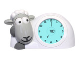 Zazu Sam the Sheep Sleep Trainer Clock - Grey