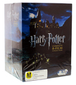 Harry Potter - Complete 8 Film Collection Box Set DVD