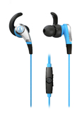 Audio-Technica ATH-CKX5iS In-ear Headphones (Blue)