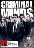 Criminal Minds - Season 9 on DVD