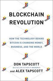 Blockchain Revolution by Don Tapscott image