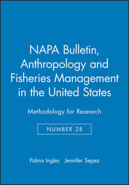 Anthropology and Fisheries Management in the United States by Palma Ingles image