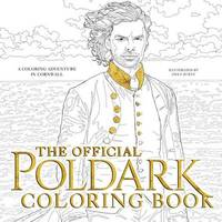 The Official Poldark Coloring Book by Winston Graham