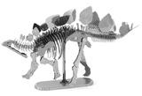 Metal Earth: Stegosaurus Skeleton - Model Kit