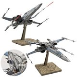 Star Wars: TFA Resistance X-Wing Fighter 1:72 Model Kit