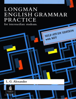 Longman English Grammar Practice With Key by L.G. Alexander image