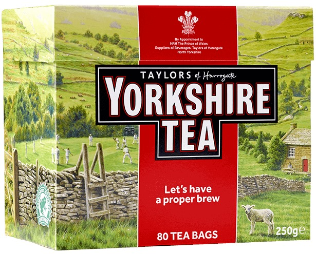 Taylors of Harrogate Yorkshire Tea (80 Bags)