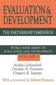 Evaluation and Development by Osvaldo N. Feinstein