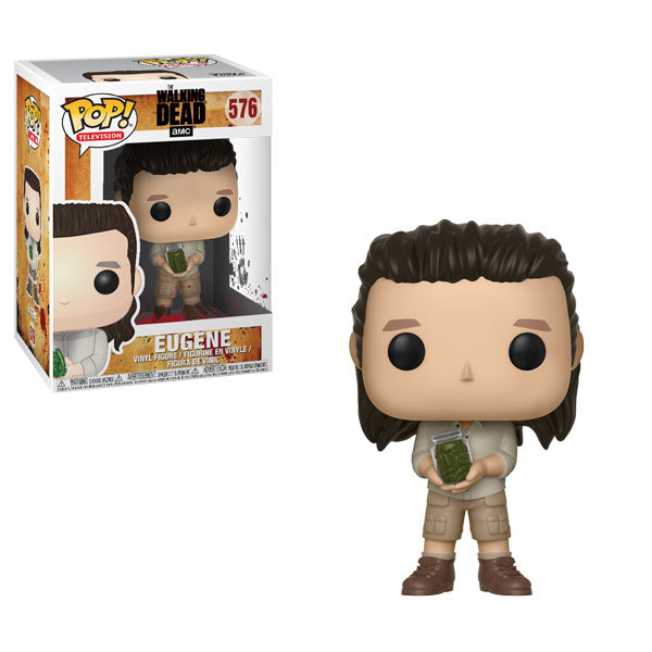 The Walking Dead - Eugene Pop! Vinyl Figure image