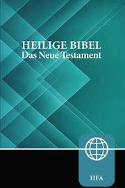 Hoffnung fur Alle: German New Testament, Paperback by Zondervan