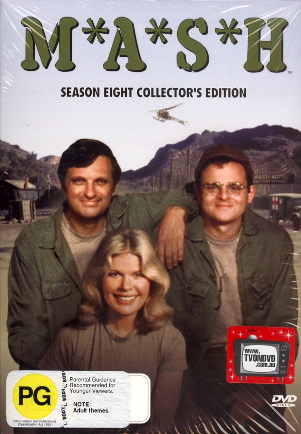 MASH - Complete Season 8 (3 Disc) on DVD image