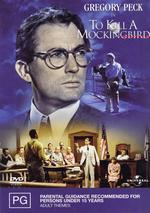 To Kill A Mockingbird (1962) on DVD