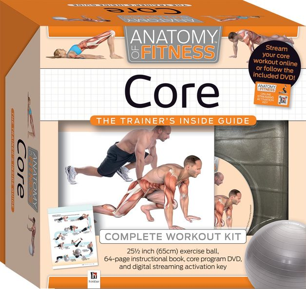 Anatomy of Fitness: Workout Kit - Complete Core