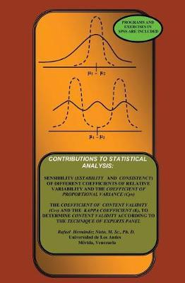 Contributions To Statistical Analysis by Rafael Hernandez-Nieto image