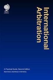 International Arbitration by Stuart Dutson