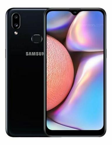 Samsung: Galaxy A10s Smartphone - 32GB (Black)