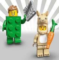 LEGO Minifigures - Series 20 (71027) image