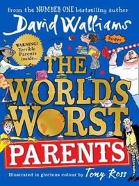 Worlds Worst Parents by David Walliams image
