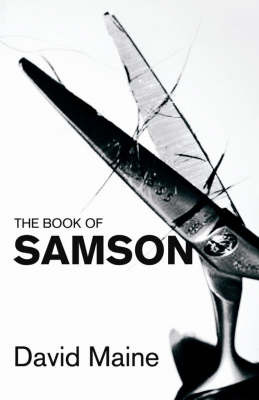 The Book of Samson by David Maine image