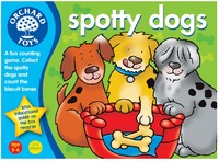 Orchard Toys: Spotty Dog Game image