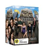 How I Met Your Mother - Seasons 1-6 DVD