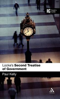 "Locke's ""Second Treatise of Government"" by Paul Kelly image"