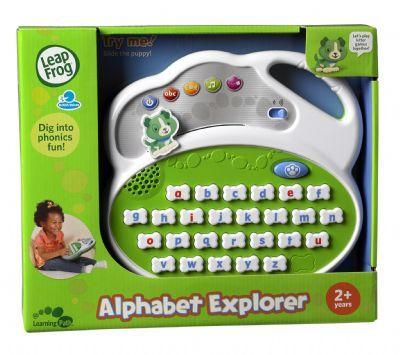 Leapfrog Scout Alphabet Explorer