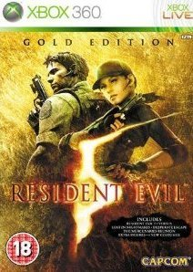 Resident Evil 5 Gold Edition (Classics) for Xbox 360