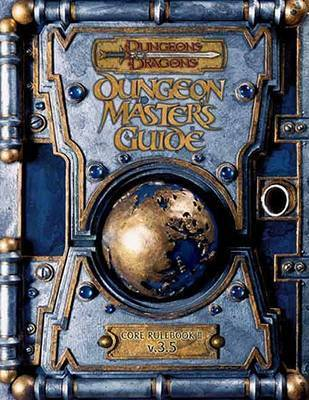 Dungeon Master's Guide by Monte Cook