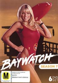Baywatch - Season 7 DVD